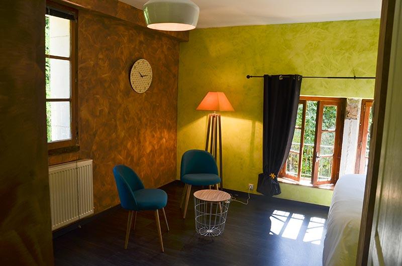 Gite avec chambres de caractère toulouse-le-chateau